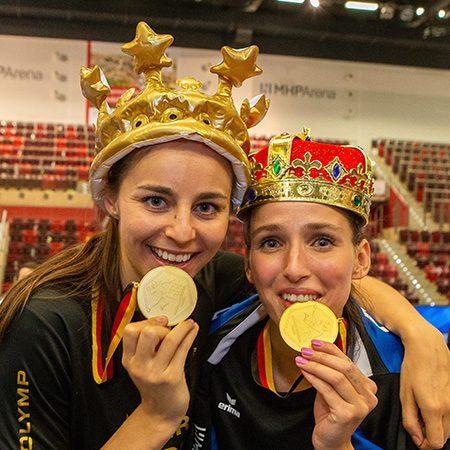 OLYMP Meister-Geflüster Handball-Bundesliga Frauen