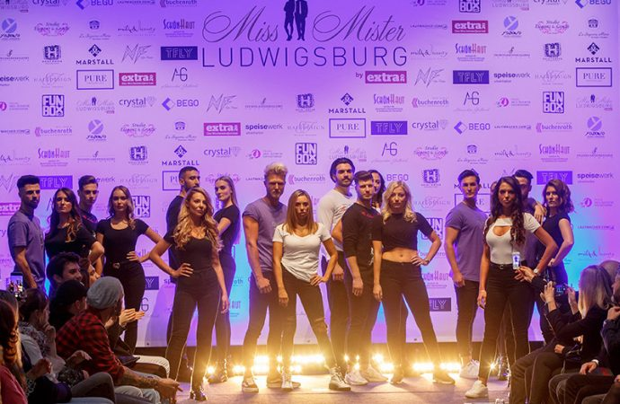 Miss und Mister Ludwigsburg Wahl by extra