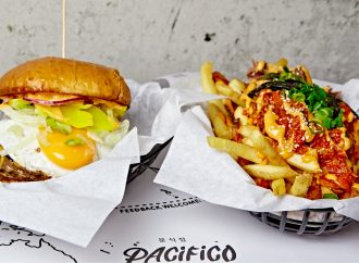 Alternativen zu Frikadelle und Brötchen: der Asia-Burger