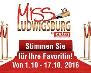 Abstimmung für die Wahl zur Miss Ludwigsburg 2016 beginnt