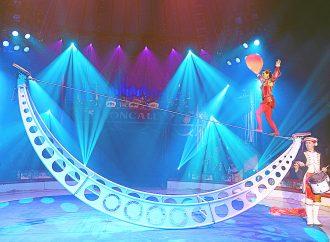 40 Jahre Reise zum Regenbogen: Circus Roncalli gastiert im Blühenden Barock