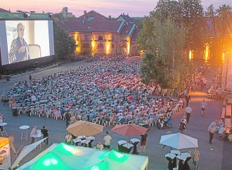 25 Jahre Freiluft-Kino in lauen Sommernächten