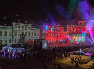 Light- und Lasershow der Superlative