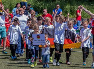 Drei Tage Fußball-Spaß bei der Mini-WM