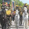 250 Jahre Ludwigsburger Pferdemarkt