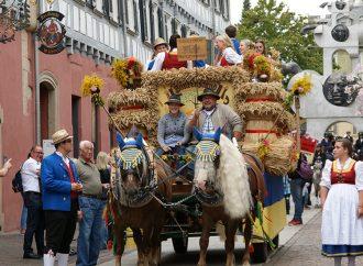Die größte Pferdeschau Süddeutschlands mit Festumzug