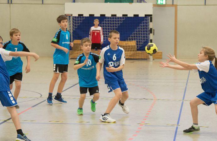Mini-WM entfacht das Handball-Fieber
