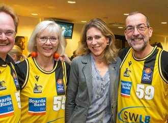 RIESEN VIP-Geflüster: MHP RIESEN vs. FRAPORT SKYLINERS