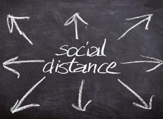 Corona und soziale Distanz: Weil es sein muss