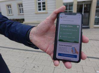 Stadtverwaltung empfiehlt Corona-Warn-App