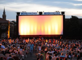 Sommernachts Open Air Kino in Ludwigsburg