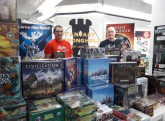 25 Jahre Comics, Brettspiele und Fantasy-Romane in Ludwigsburg